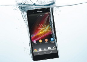 Sony-Xperia-Z-Water-Resistant-Wallpaper