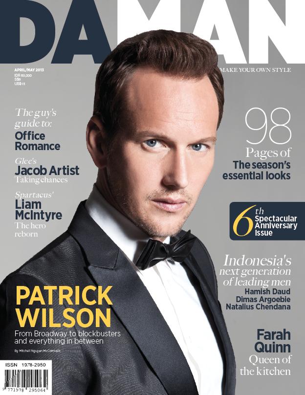 Cover DA MAN Apr/May 2013