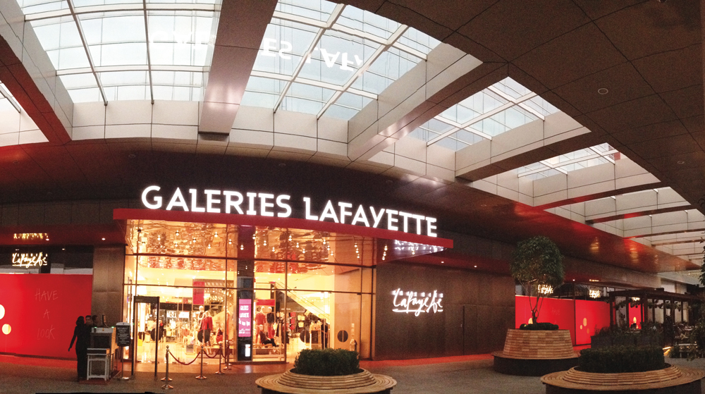 Fashion News Galeries Lafayette Is Now Opened In Jakarta