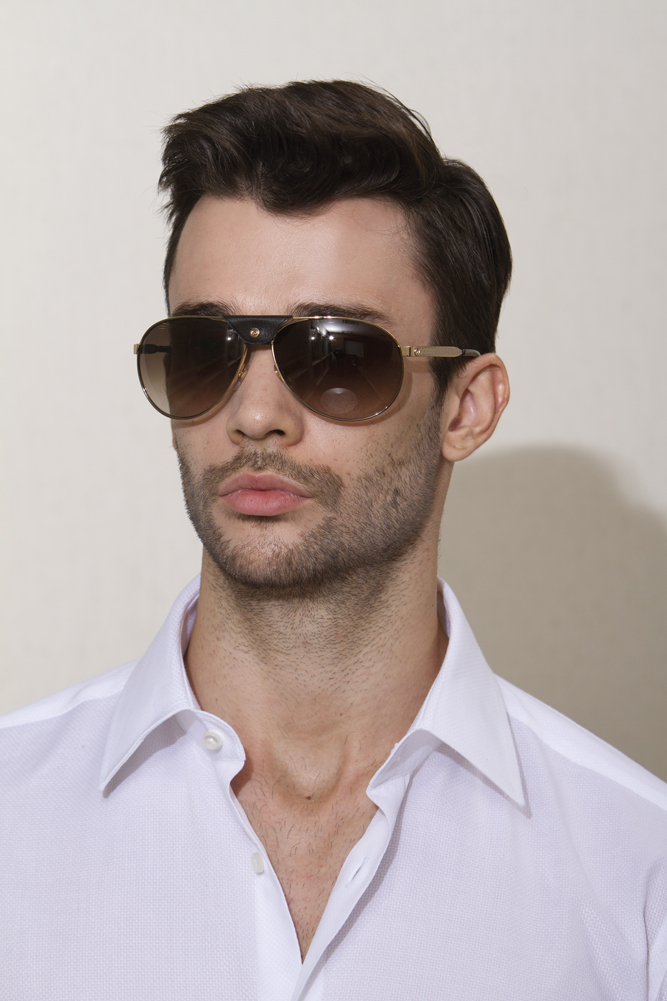 22d2349139 Fashion Essentials  Gucci Aviator Sunglasses