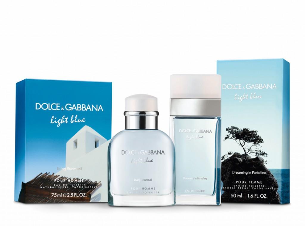 Scents Dolce Amp Gabbana Light Blue Quot Living Stromboli Quot Da