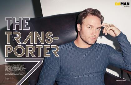 Feature Celeb Scott Porter