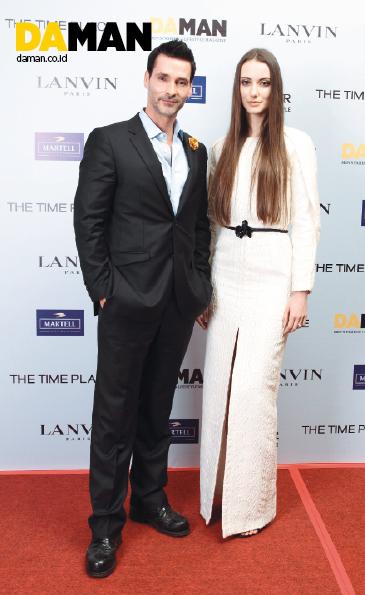 Todd Anthony Tyler and Karina Smith