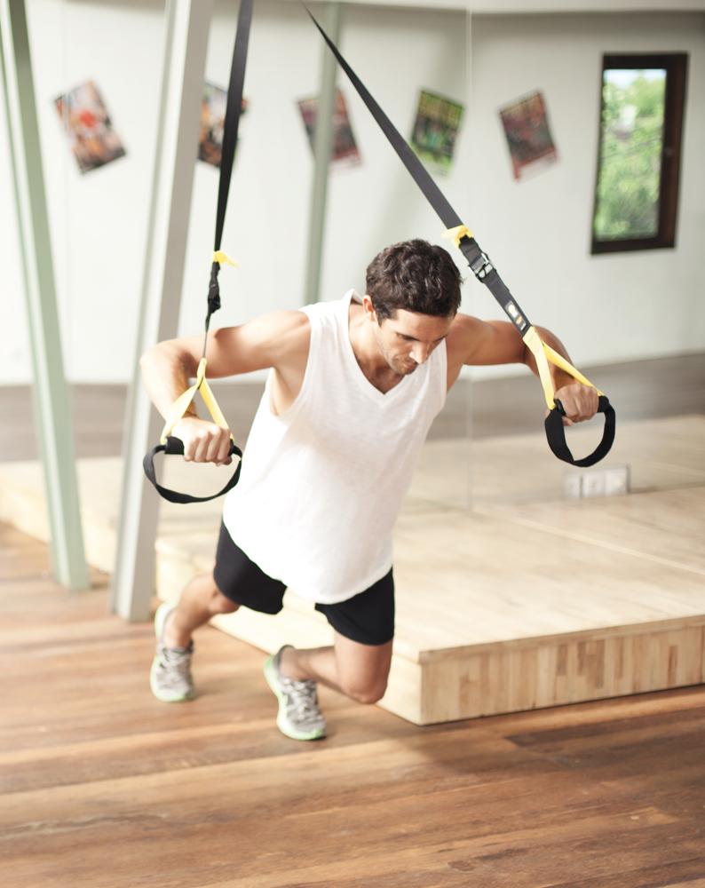 Stretching The Ropes Of Strength Da Man Magazine