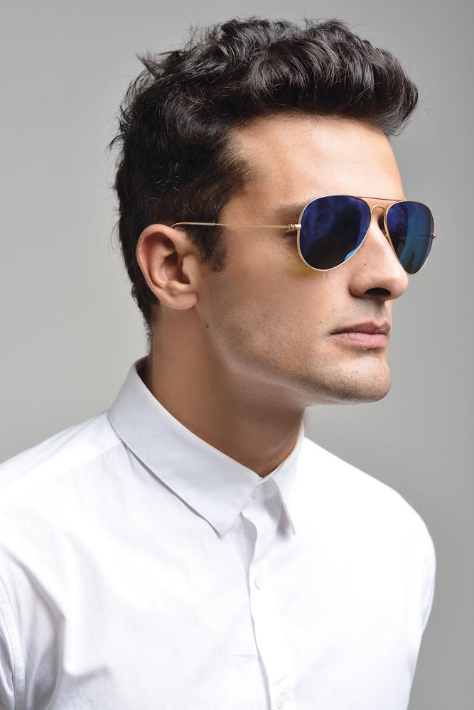 ray ban piloten sonnenbrille herren