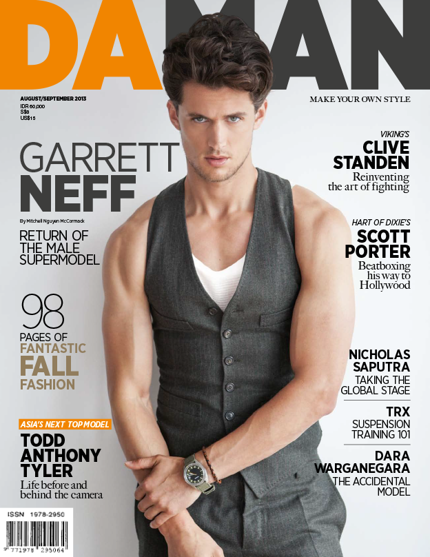 Cover DAMAN Aug Sept 2013