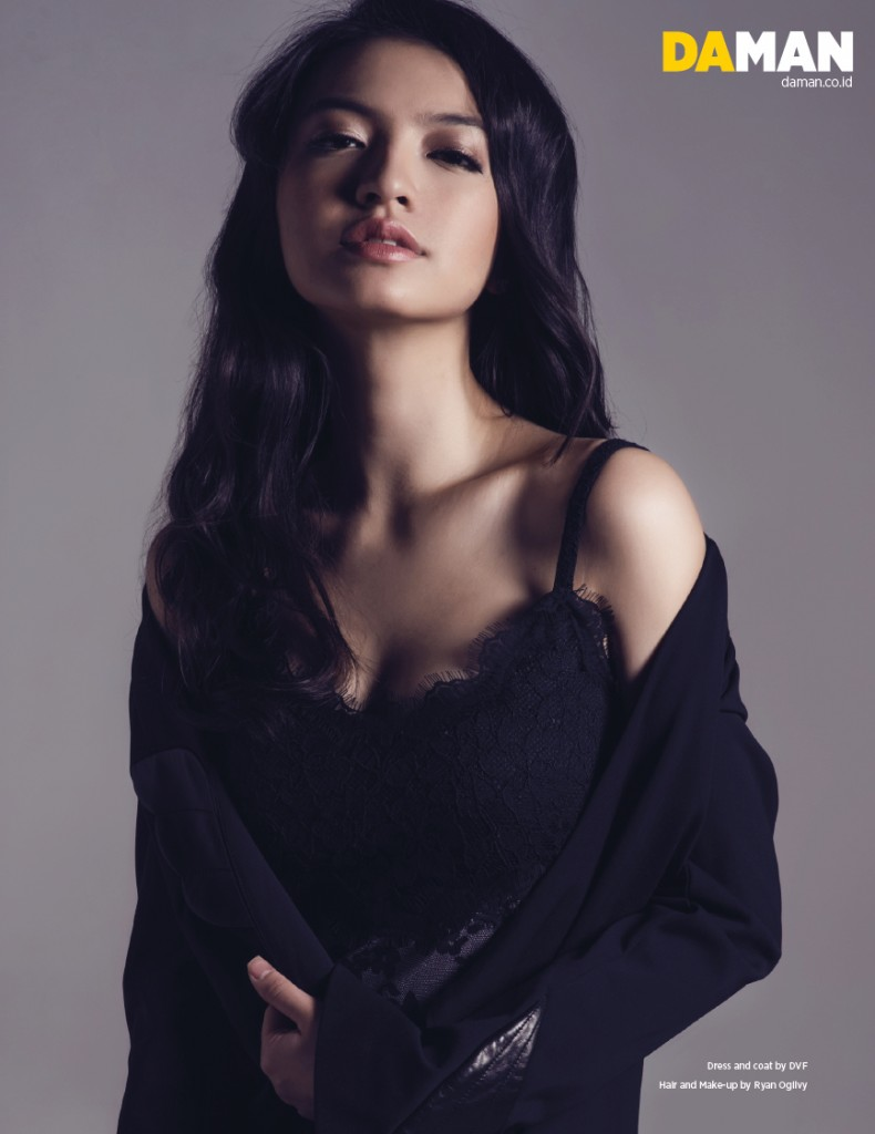 Exclusive Feature: Raline Shah | DA MAN Magazine