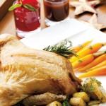 Whole-roasted-chicken-with-baby-carrots-and-potatoes