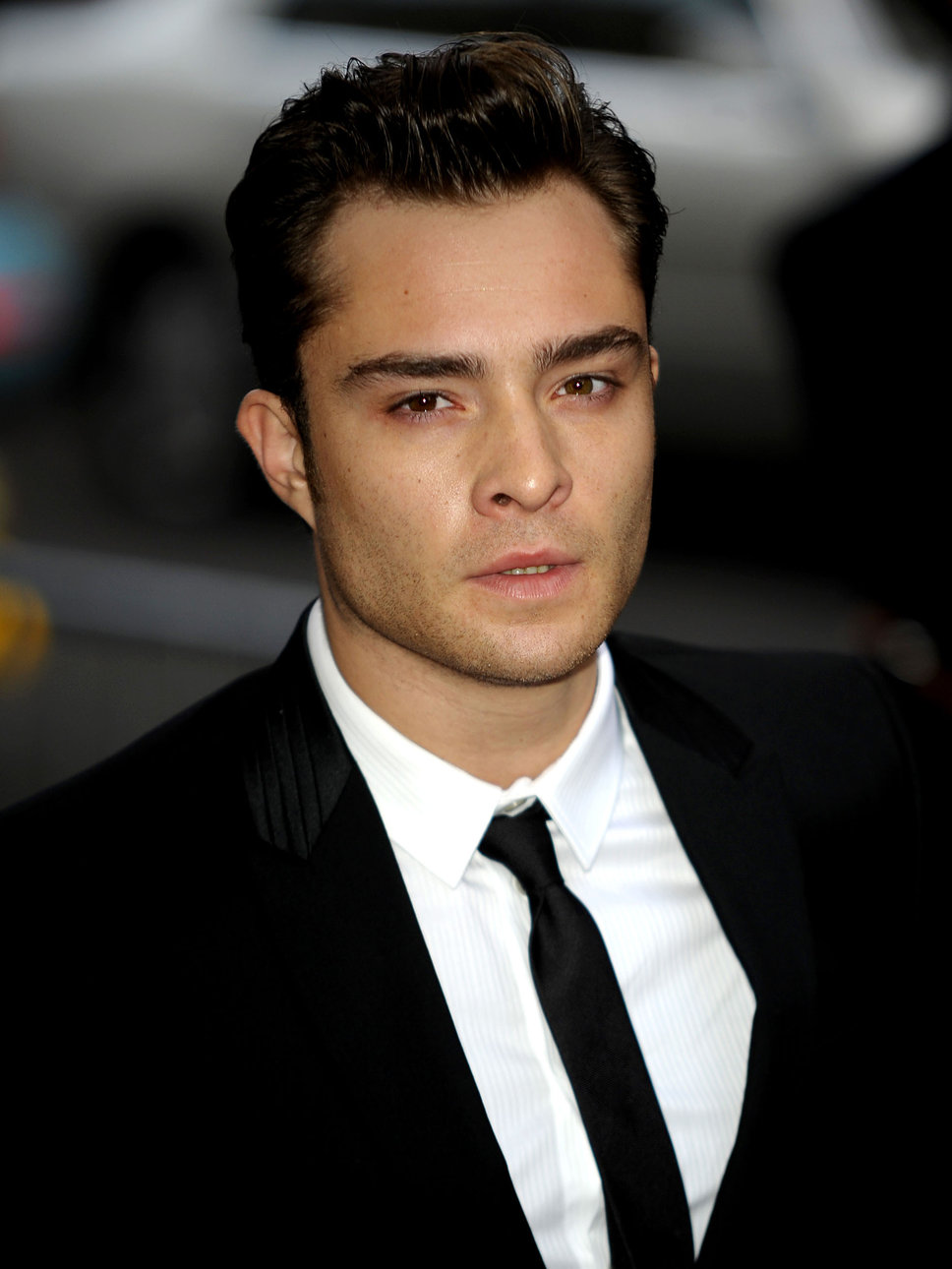 Ed-Westwick-In-Formal-Dress Ed Westwick
