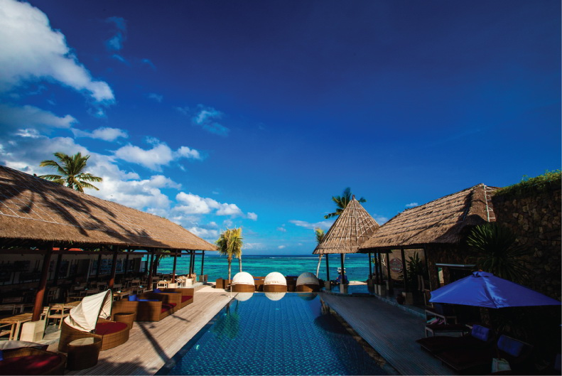 Travel Lembongan Beach Club Resort