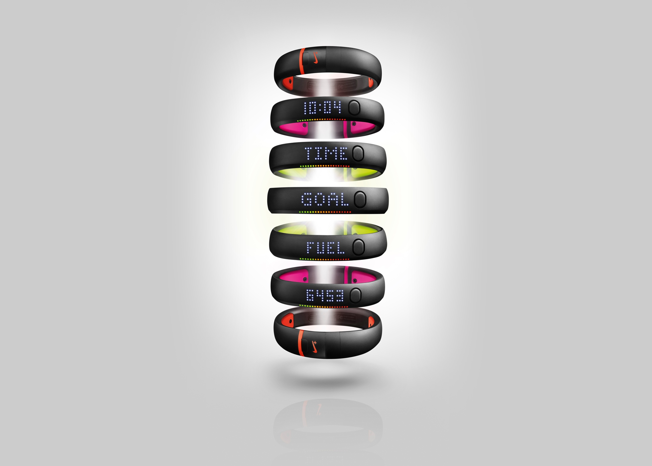 This doesn't exclude Nike's follow-up on the stylish wristband which  measures one's active movement. Called Nike+ FuelBand se, the Bluetooth  4.0-connected ...