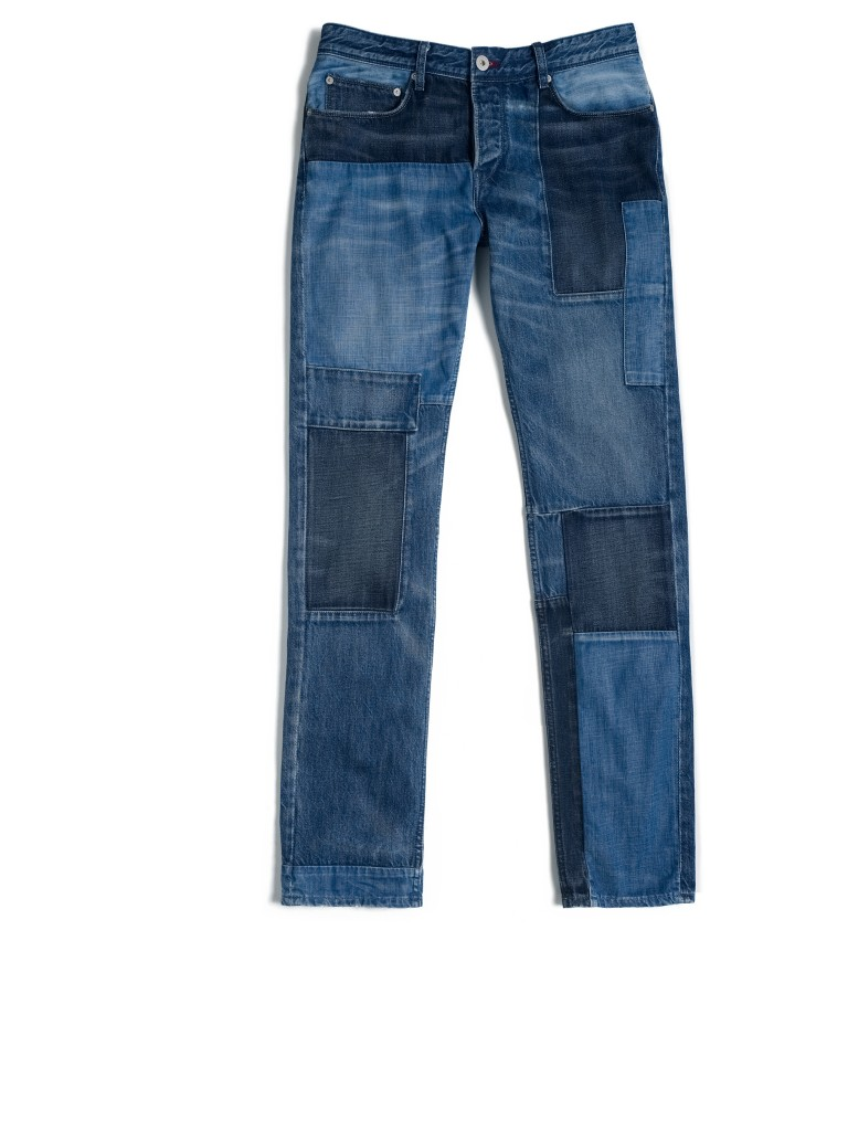 TH_True_to_the_Blue_Mens_Patchwork_Jeans