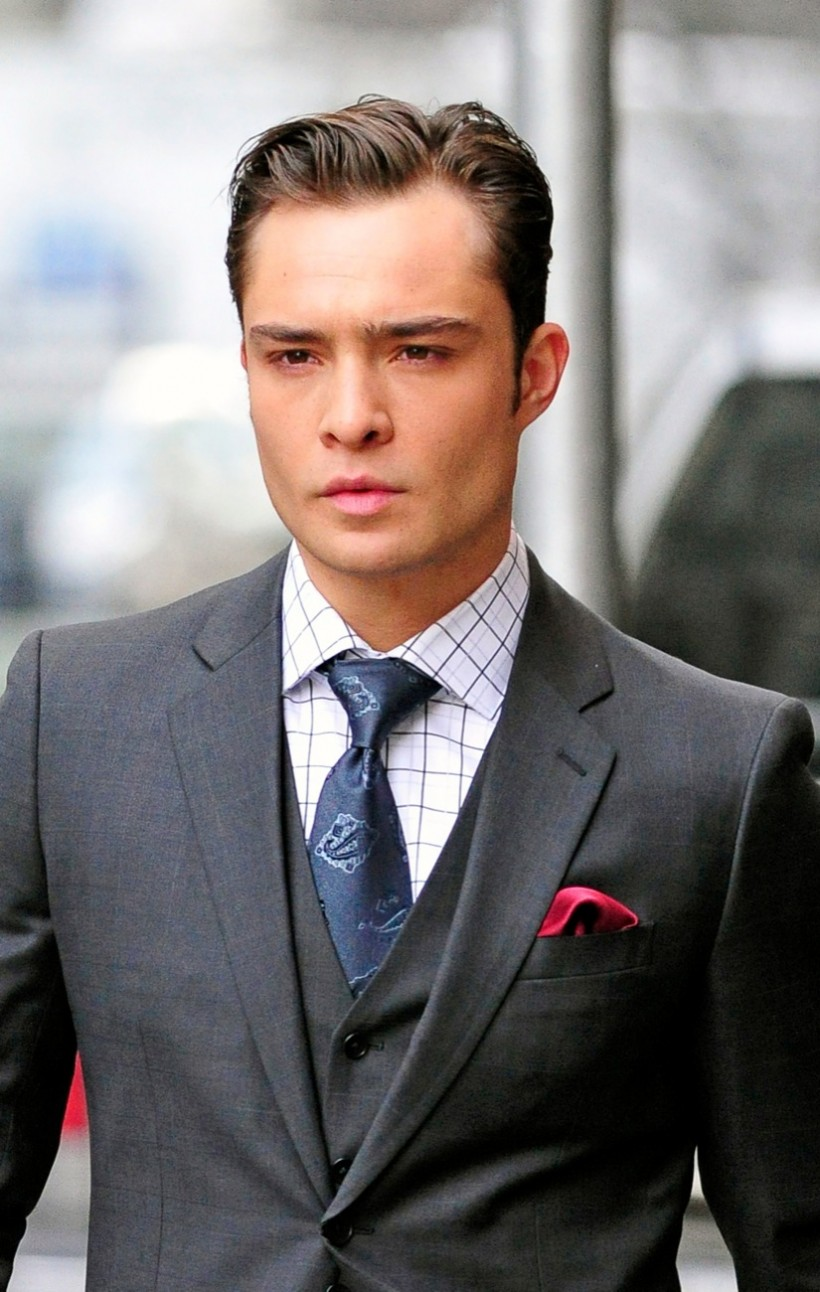 Icon: Ed Westwick | DA... Ed Westwick Now
