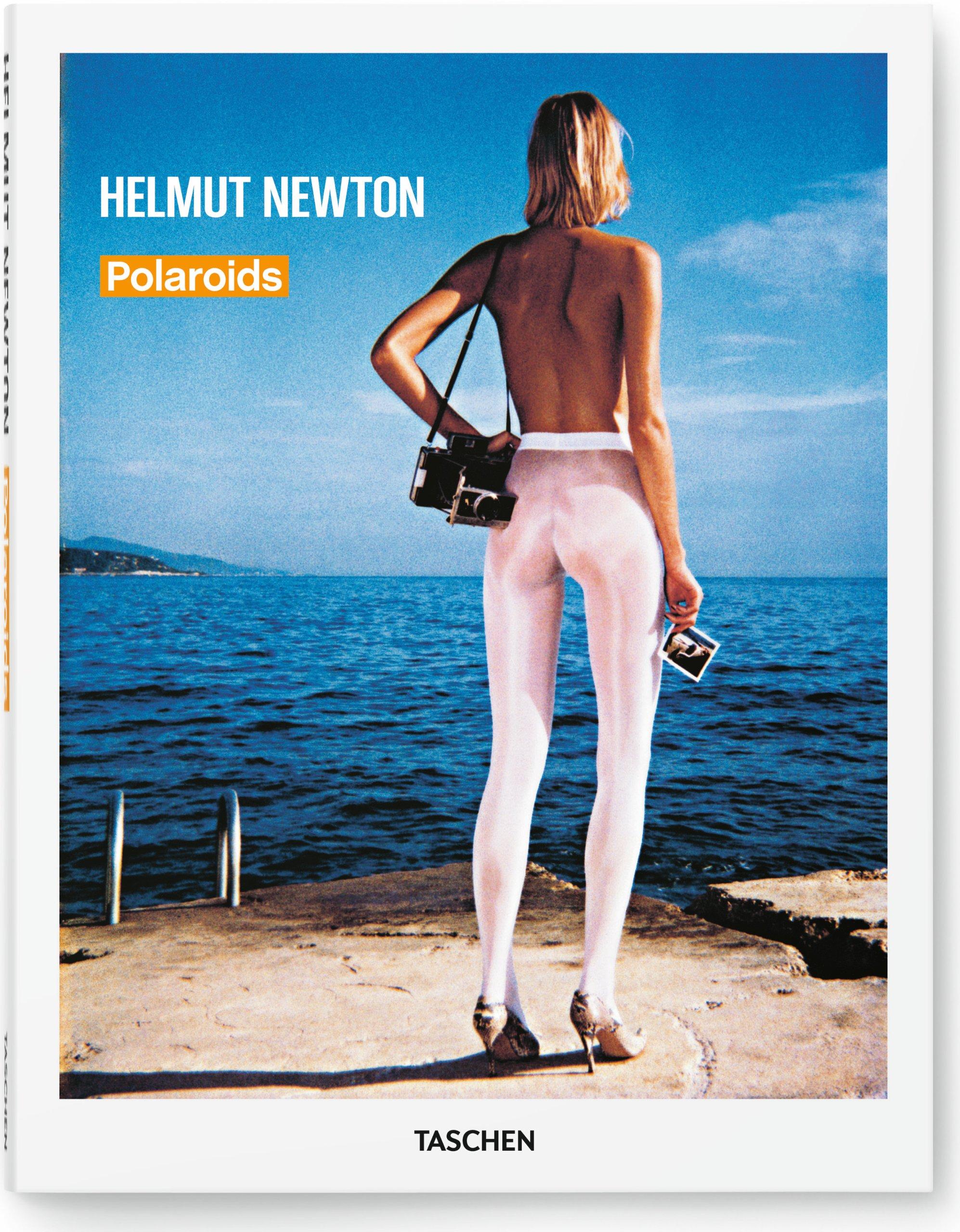 Helmut Newton Polaroids