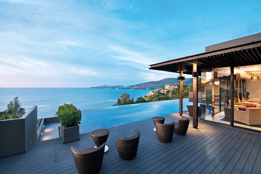 Club Lounge -Terrace