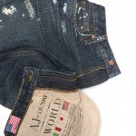 Armani Jeans Daman Magazine