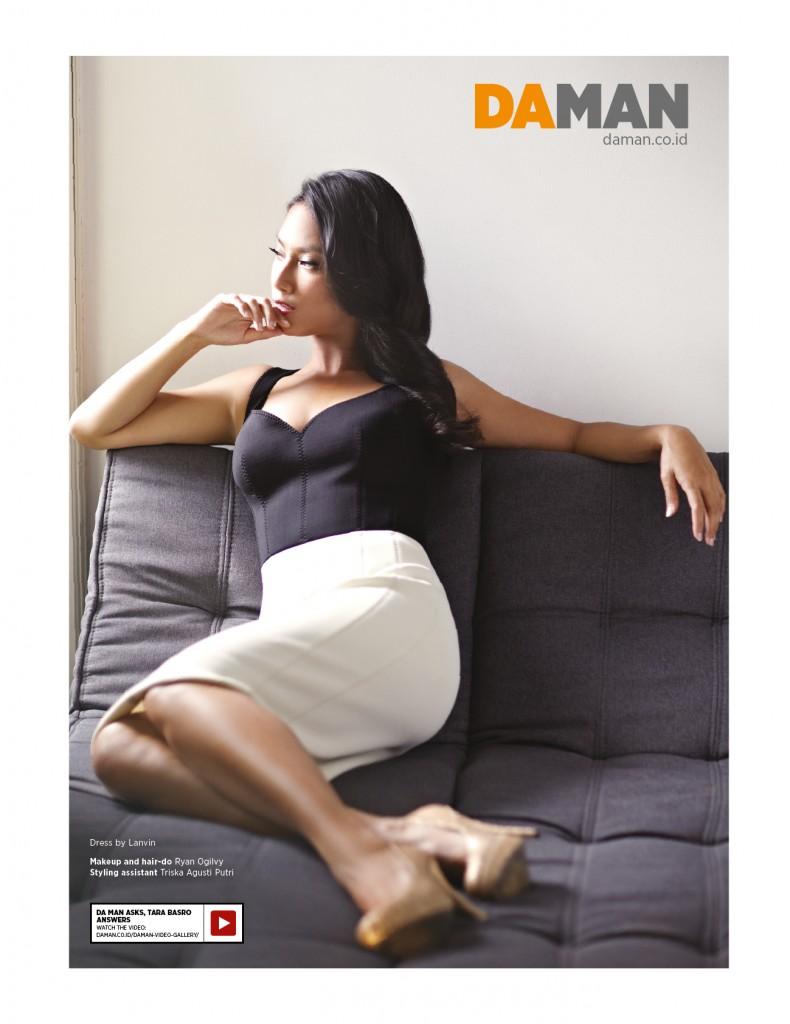 Tara Basro Daman Magazine