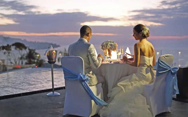 Sunset Romance in Celebration Pavillion