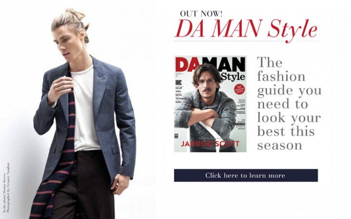 DA MAN Style — Out Now