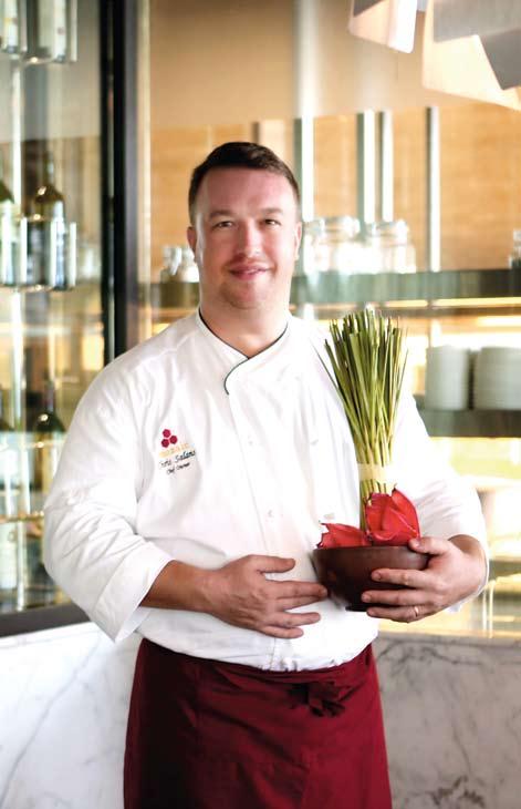 DAMAN Chef Chris Salans