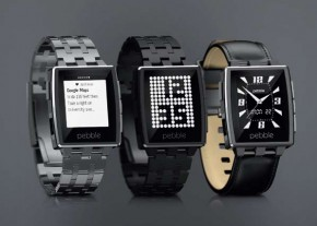 DAMAN Gadget Pebble Innovative Smartwatch