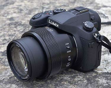 DAMAN Panasonic Lumix DMC FZ1000 Review