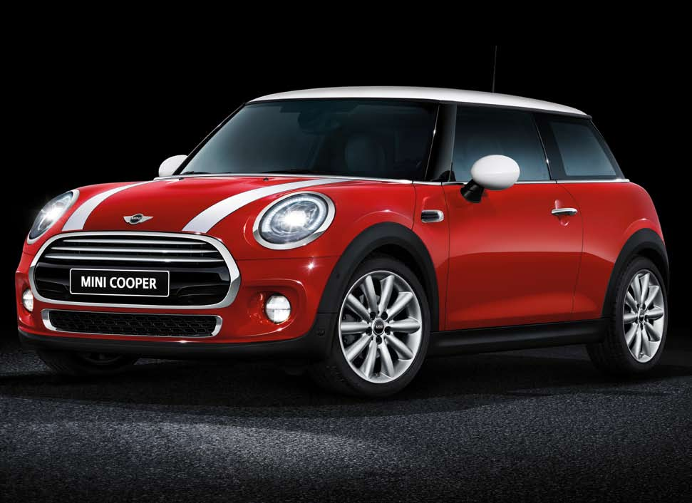 Daman New Mini Cooper S