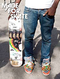 daman book made for skate the illustrated history of skateboard footwear