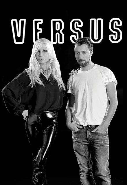 Daman Anthony Vaccarello designs for Versus Versace 3