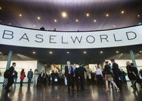 Daman Caliber Fair Baselworld 2014 in Basel 1