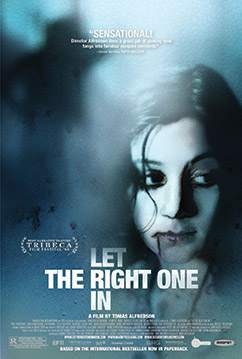 Daman DVD let the right one in