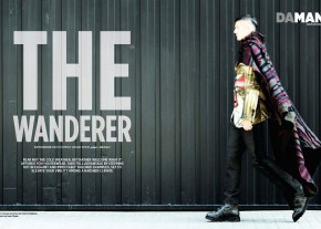 Daman Fashion Spread The Wanderer 1