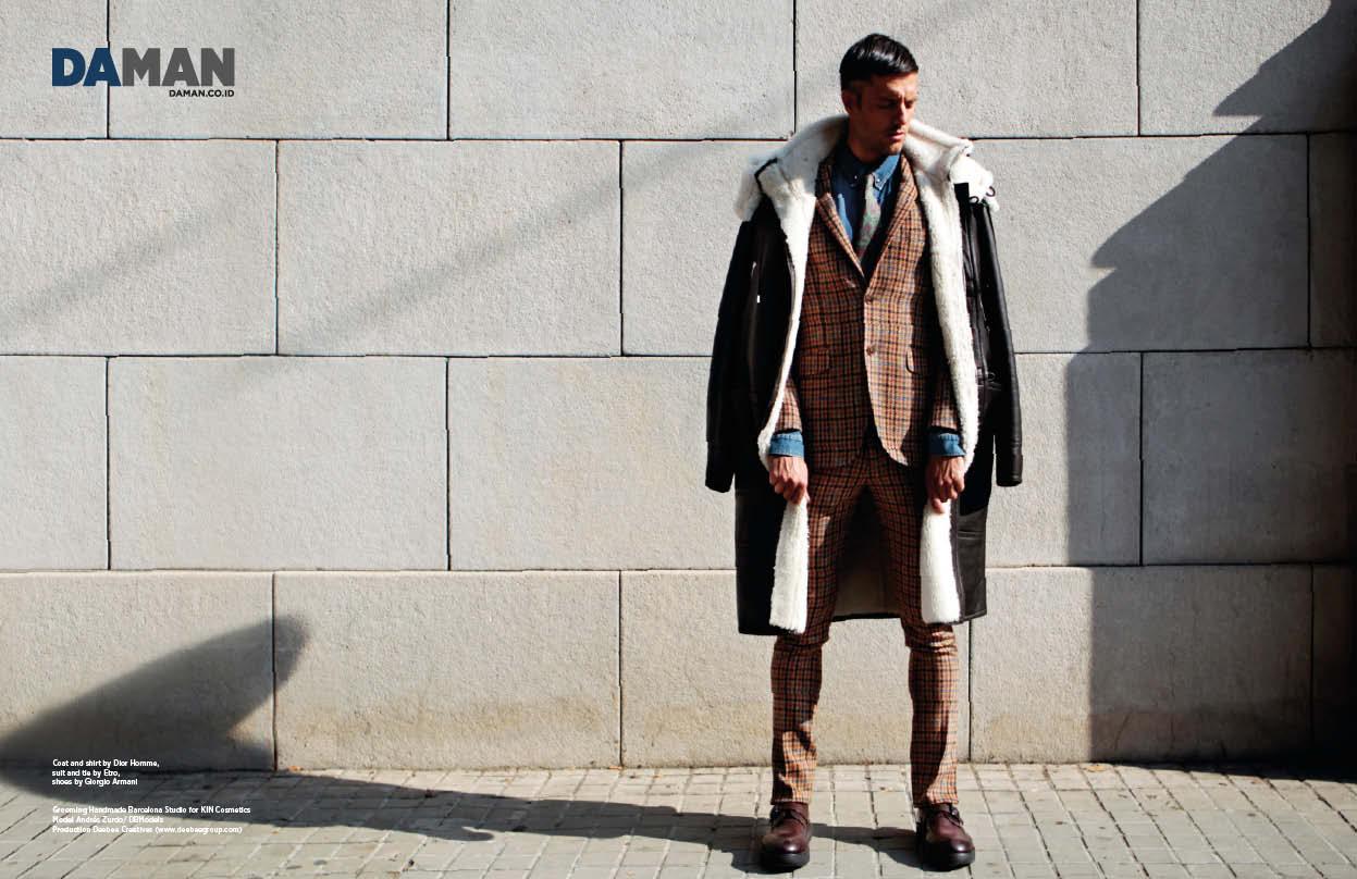 Daman Fashion Spread The Wanderer 10