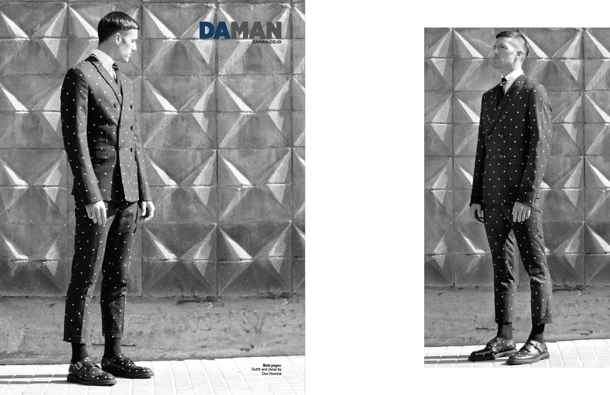 Daman Fashion Spread The Wanderer 2