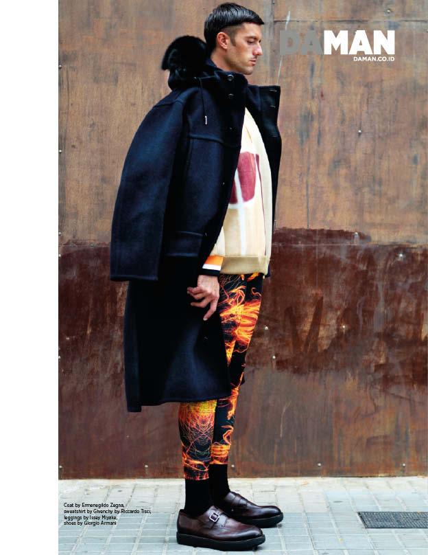 Daman Fashion Spread The Wanderer 3