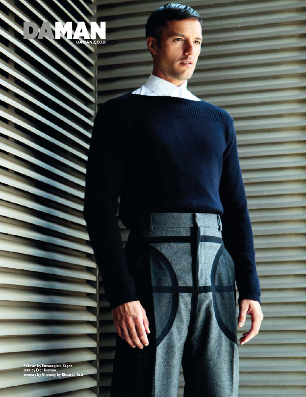 Daman Fashion Spread The Wanderer 7