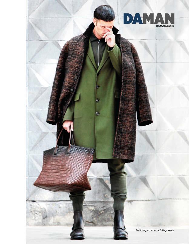 Daman Fashion Spread The Wanderer 8