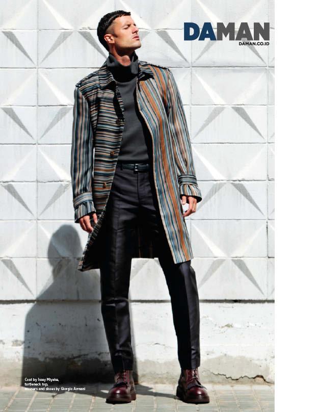 Daman Fashion Spread The Wanderer 9