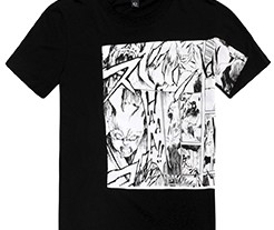 Daman McQ for Alexander McQueen manga collection 3