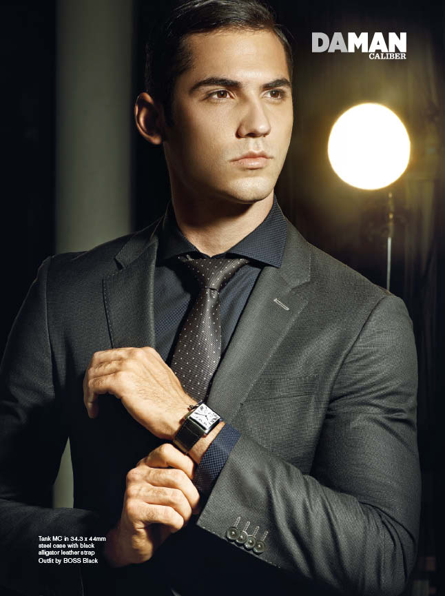 Daman Style Cartier Watch Collection 4