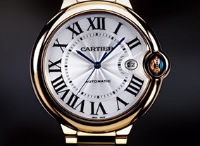 Daman Watch Ballon Bleu de Cartier