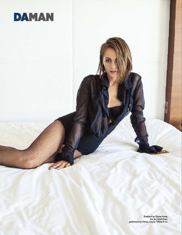 Exclusive Feature Willa Holland Da Man Magazine