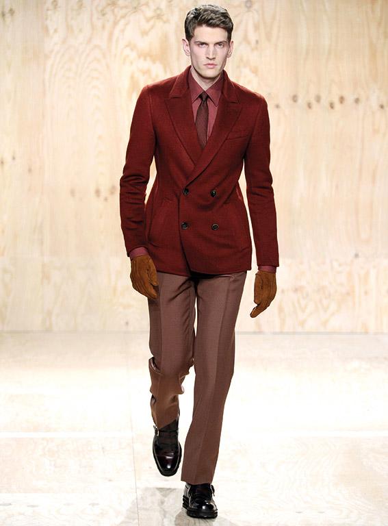 Daman style Column Paris Fashion Week 3