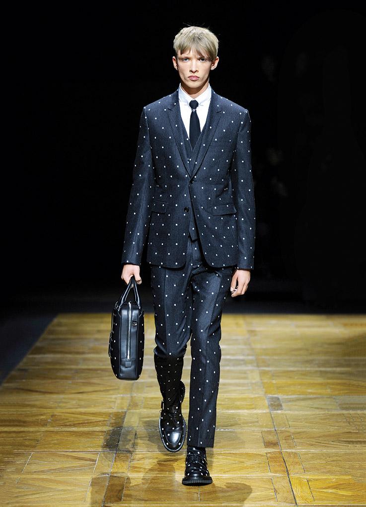 Daman style Column Paris Fashion Week 4
