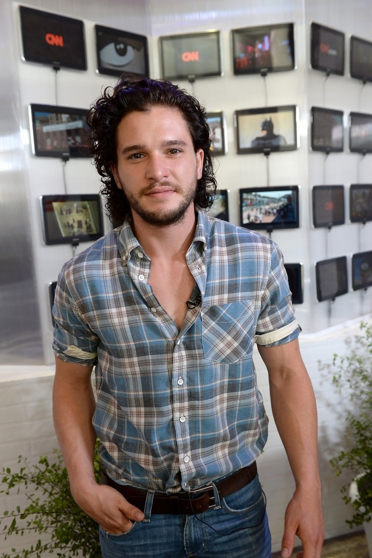 Kit Harington DA MAN