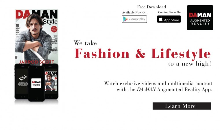 Check Out DA MAN Augmented Reality App