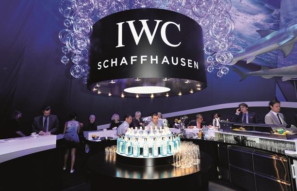 IWC Schaffhausen At The SIHH 2014 - Day 1 DA MAN