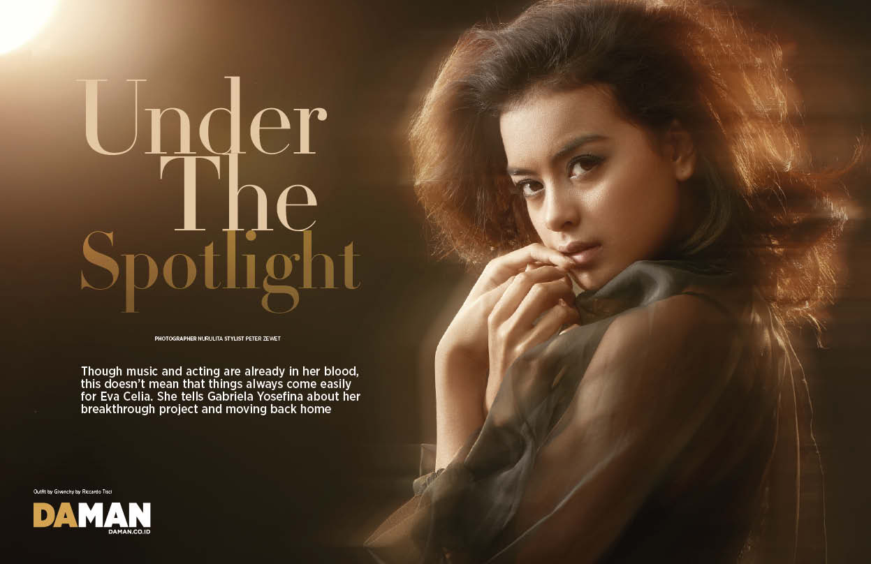 Exclusive Feature Eva Celia 5