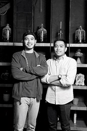 Manhattan Barber Shop Founders