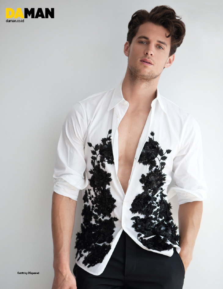 Model Garrett Neff
